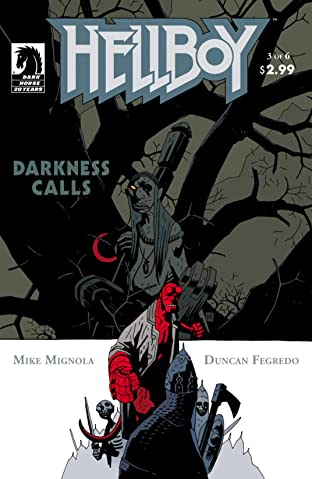 Hellboy: Darkness Calls No.3