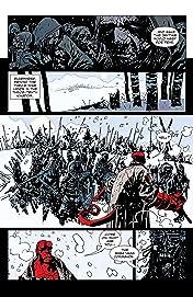 Hellboy: Darkness Calls #3