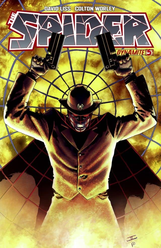 The Spider #5