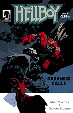 Hellboy: Darkness Calls No.6