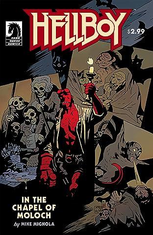 Hellboy: In the Chapel of Moloch