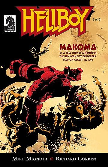 Hellboy: Makoma #2 #3