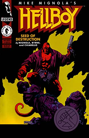 Hellboy: Seed of Destruction No.1
