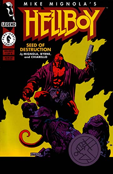 Hellboy: Seed of Destruction #1