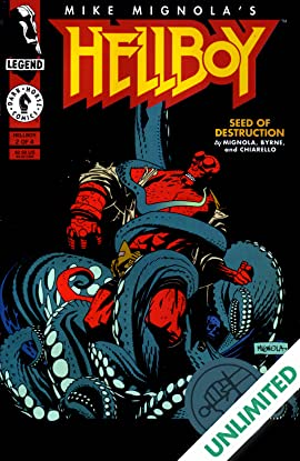Hellboy: Seed of Destruction #2