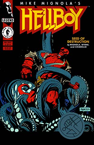 Hellboy: Seed of Destruction No.2