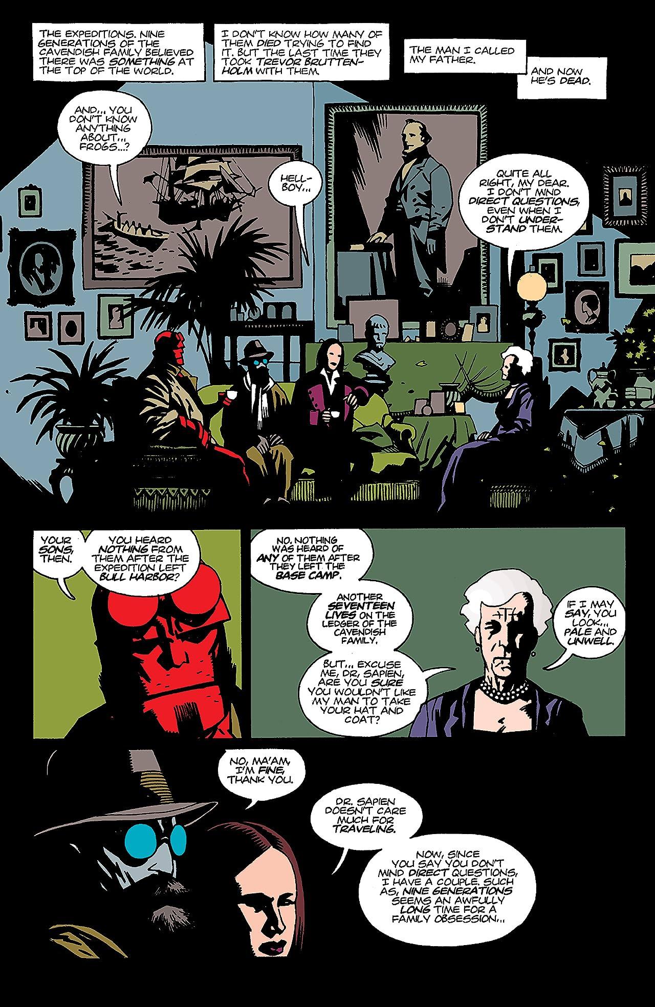 Hellboy: Seed of Destruction #2
