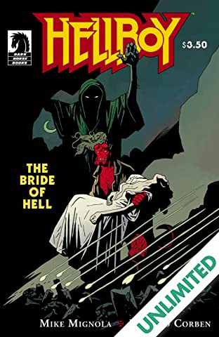 Hellboy: The Bride of Hell #4