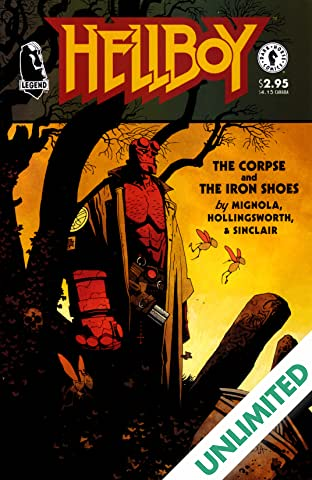 Hellboy: The Corpse and the Iron Shoes