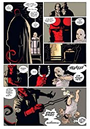 Hellboy: The Corpse and the Iron Shoes #4