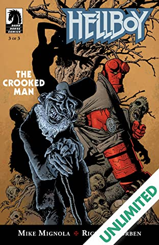 Hellboy: The Crooked Man #3