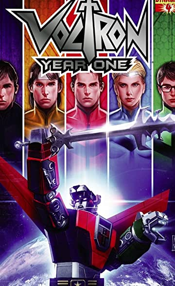 Voltron: Year One #4