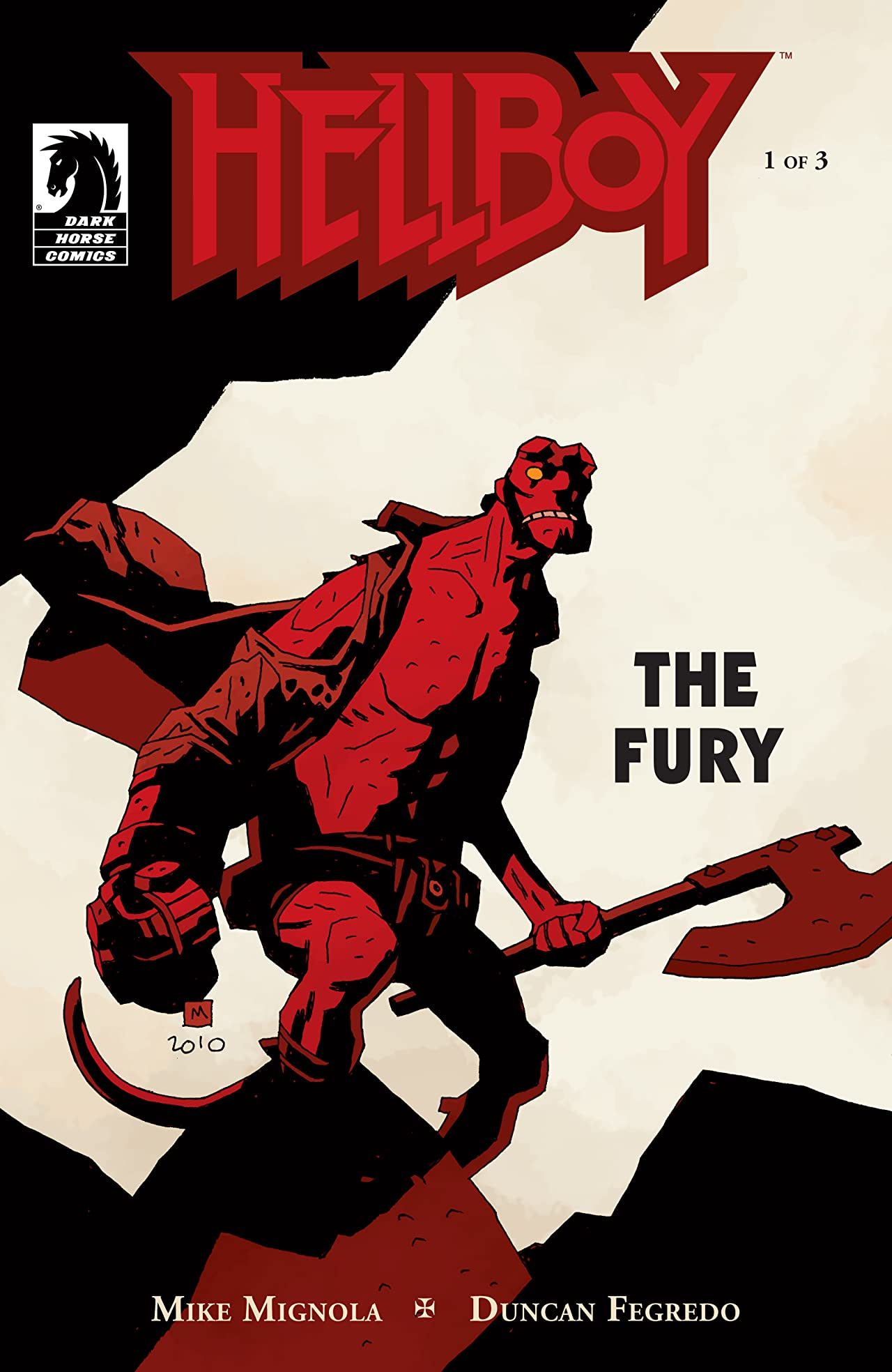 Hellboy: The Fury #4