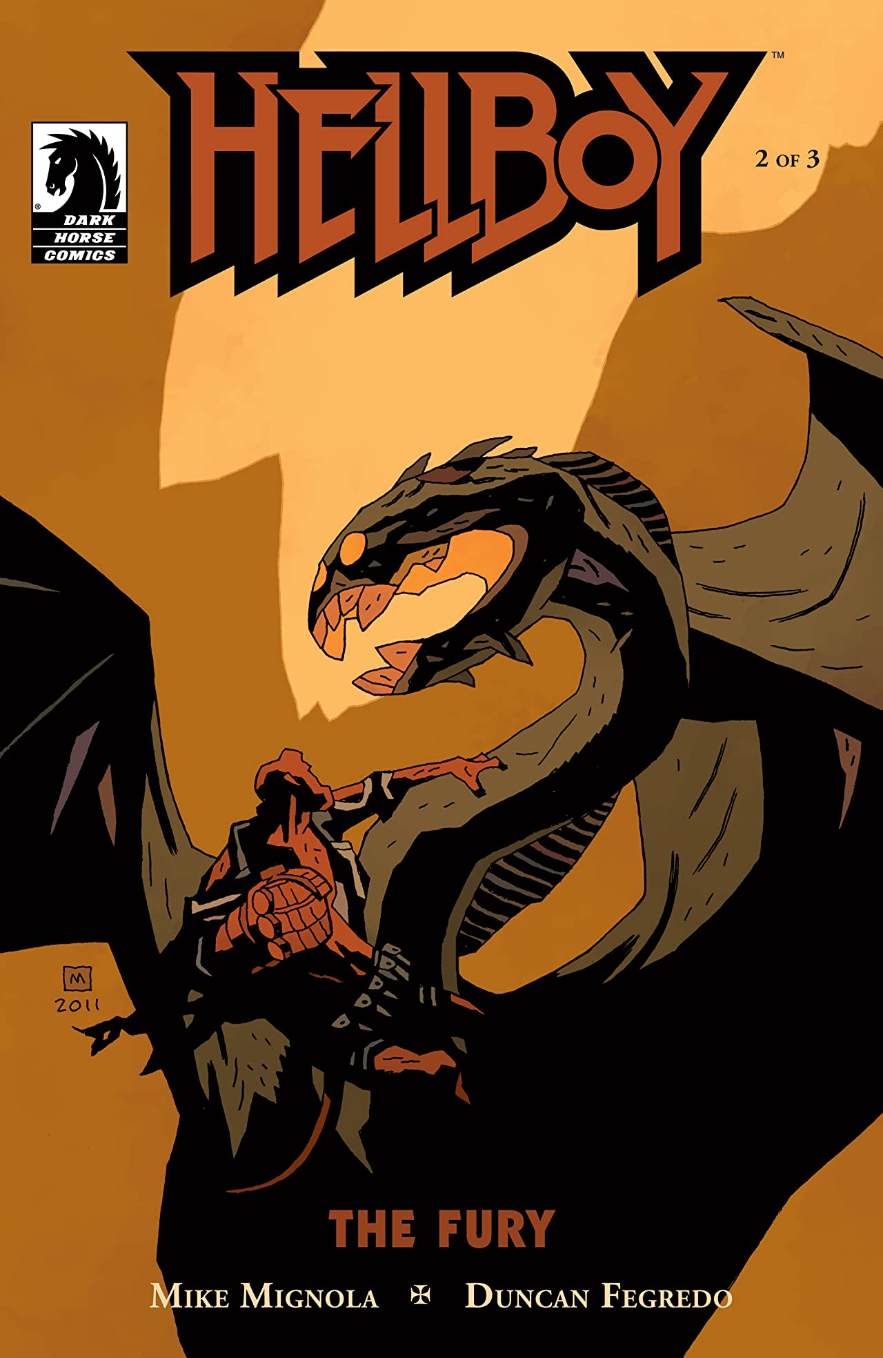 Hellboy: The Fury #5
