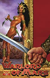 Warlord of Mars #23