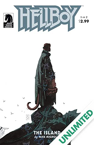 Hellboy #3: The Island Part 1