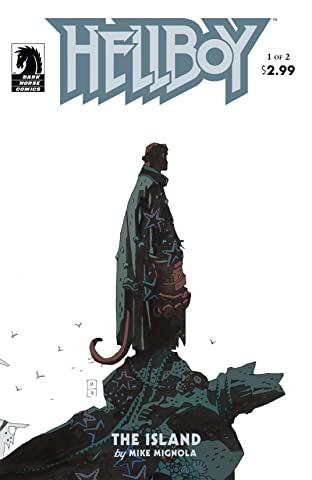 Hellboy No.3: The Island Part 1