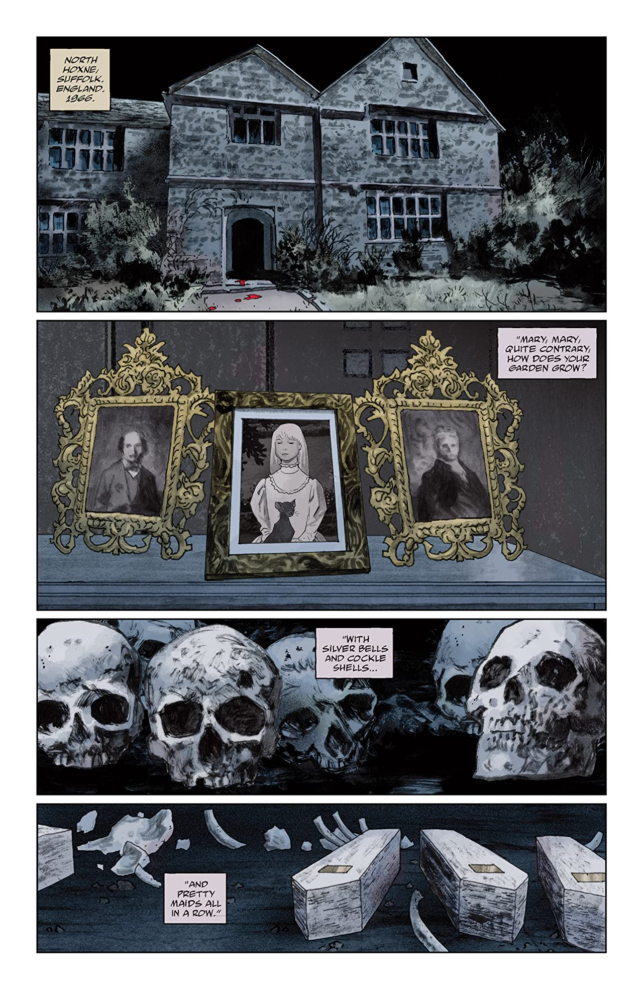 Hellboy: The Sleeping and the Dead #2