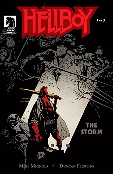 Hellboy: The Storm #1