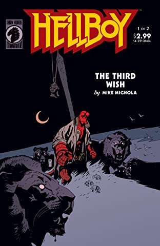 Hellboy: The Third Wish #1