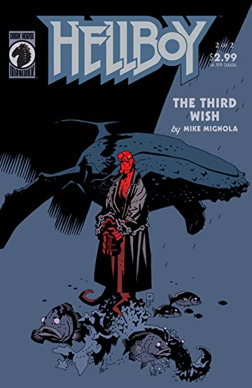 Hellboy: The Third Wish #2