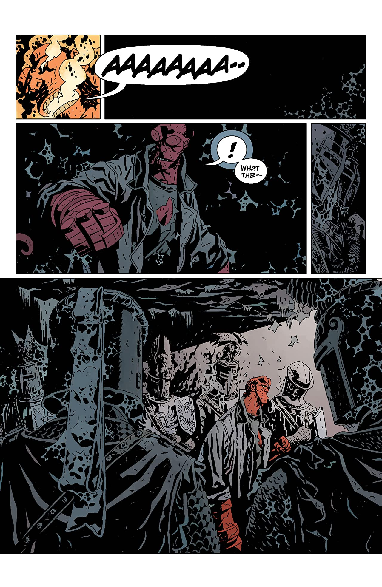 Hellboy: The Wild Hunt #2