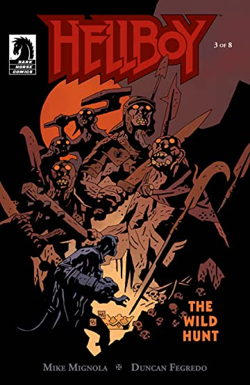 Hellboy: The Wild Hunt #3