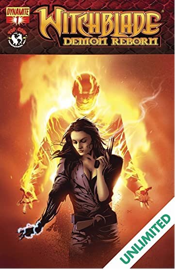 Witchblade: Demon Reborn #1 (of 4)