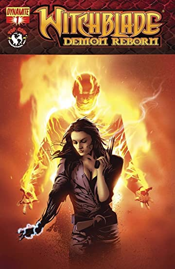 Witchblade: Demon Reborn #1 (of 4)