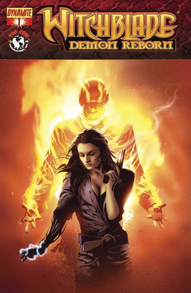 Witchblade: Demon Reborn #1