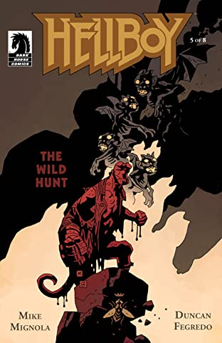 Hellboy: The Wild Hunt #5