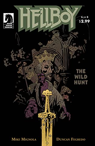 Hellboy: The Wild Hunt #6