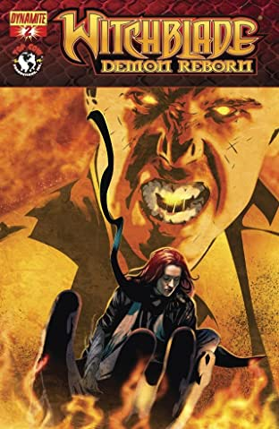 Witchblade: Demon Reborn No.2 (sur 4)