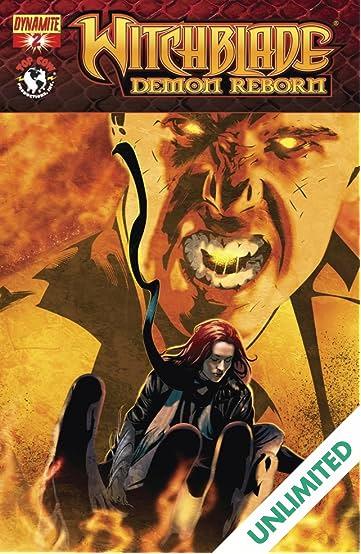 Witchblade: Demon Reborn #2 (of 4)