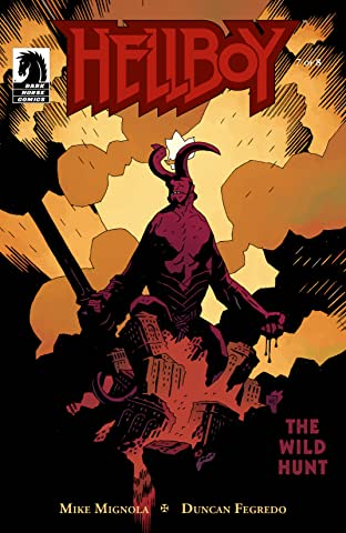 Hellboy: The Wild Hunt #7