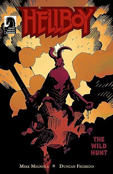 Hellboy: The Wild Hunt #7