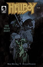 Hellboy: The Wild Hunt #8