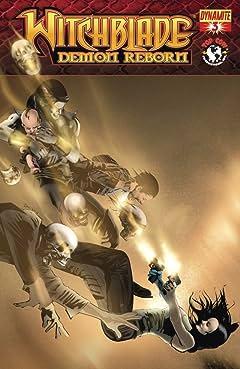 Witchblade: Demon Reborn #3 (of 4)