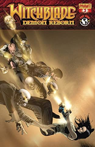 Witchblade: Demon Reborn No.3 (sur 4)
