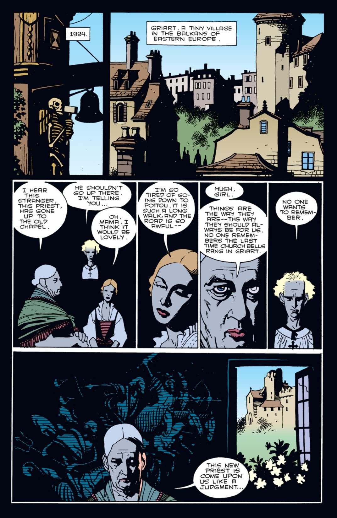 Hellboy: The Wolves of Saint August #5