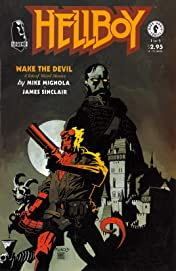 Hellboy: Wake the Devil #1