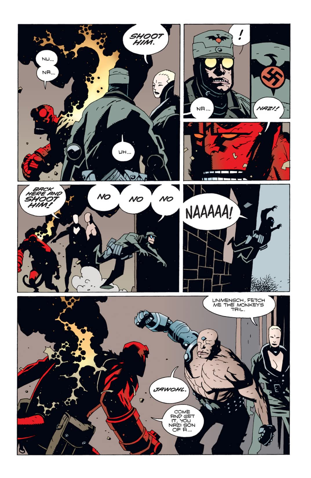 Hellboy: Wake the Devil #2
