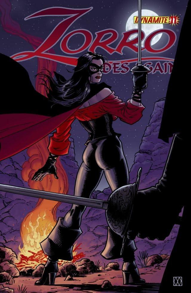 Zorro Rides Again #11 (of 12)