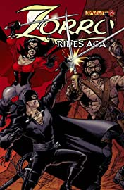 Zorro Rides Again #12 (of 12)