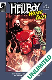Hellboy: Weird Tales #4