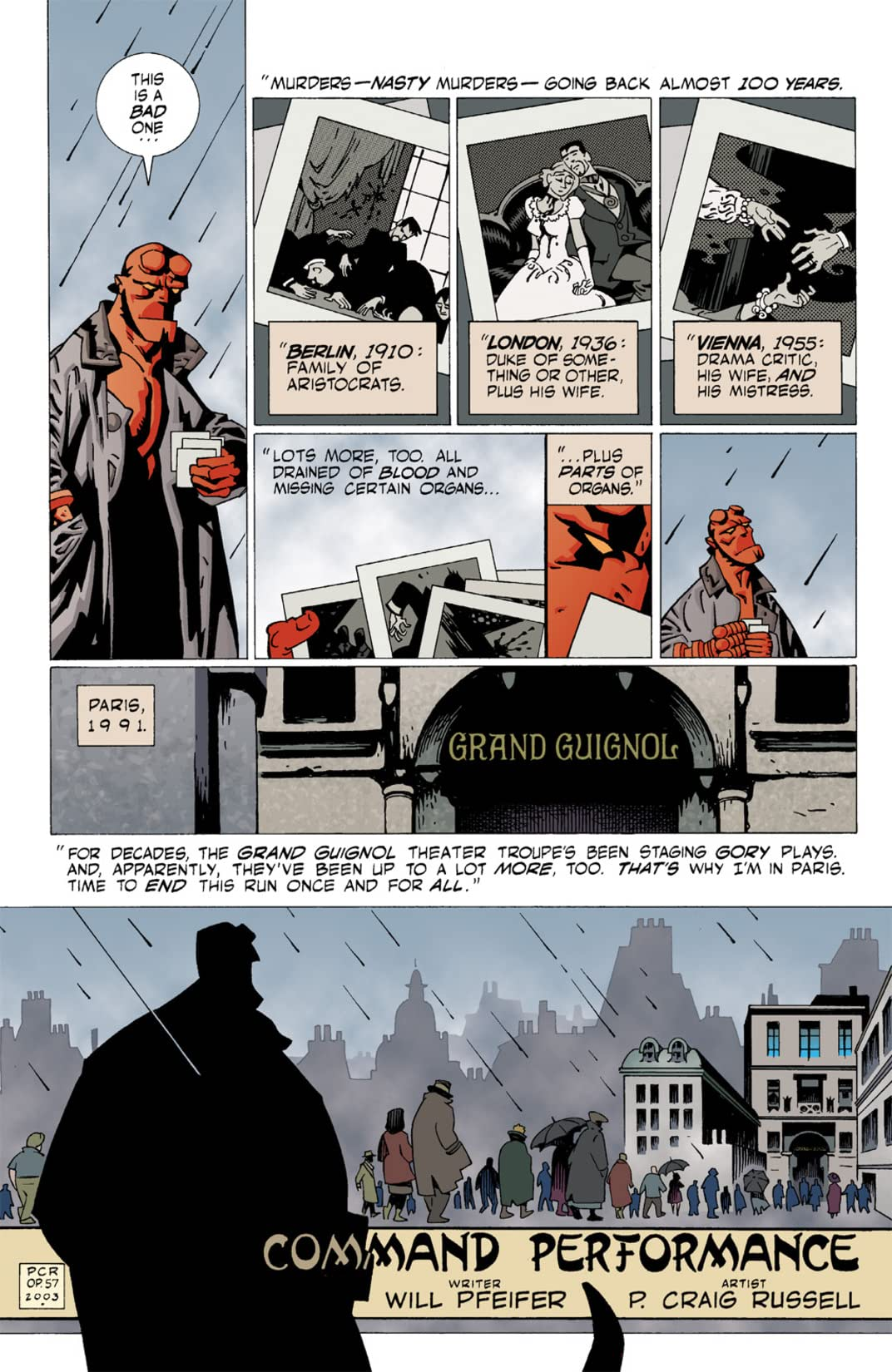 Hellboy: Weird Tales #6