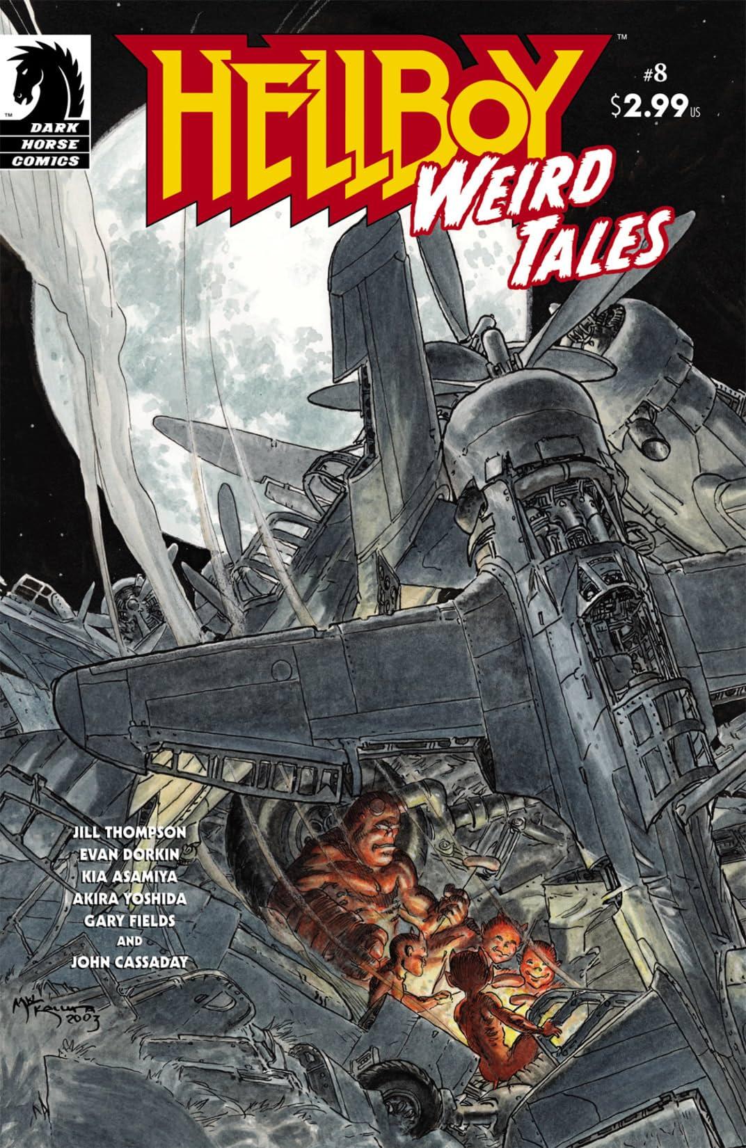 Hellboy: Weird Tales #8