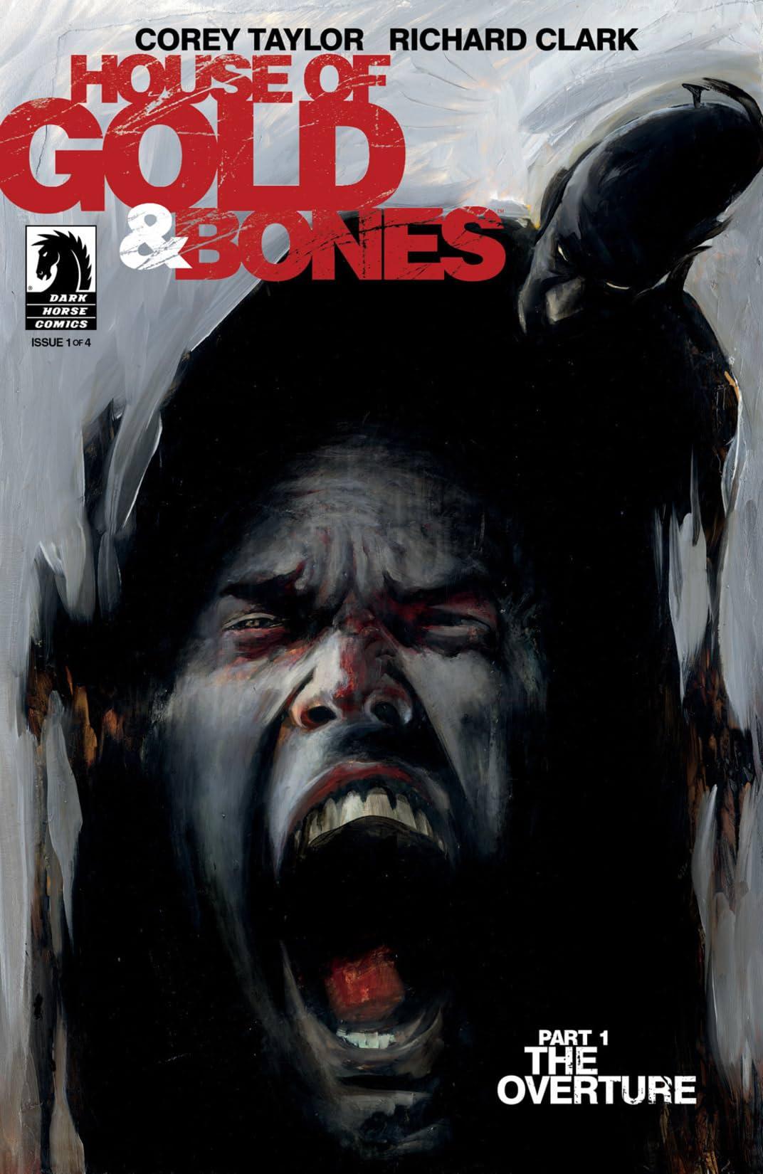 House of Gold & Bones #1