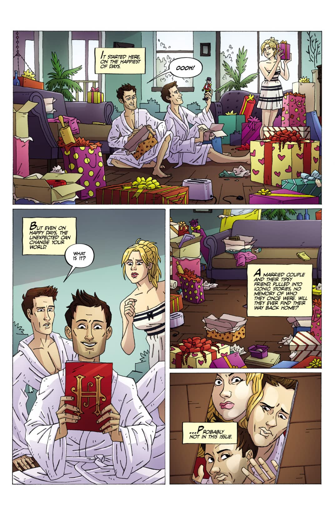 Husbands #3: A Case of Assumption