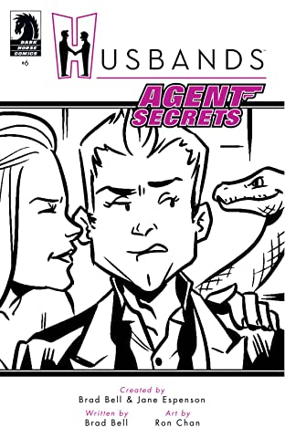 Husbands #6: Agent Secrets